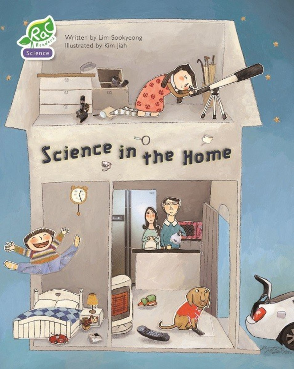 RaC Readers 跨課程英語圖書 — Science in the Home