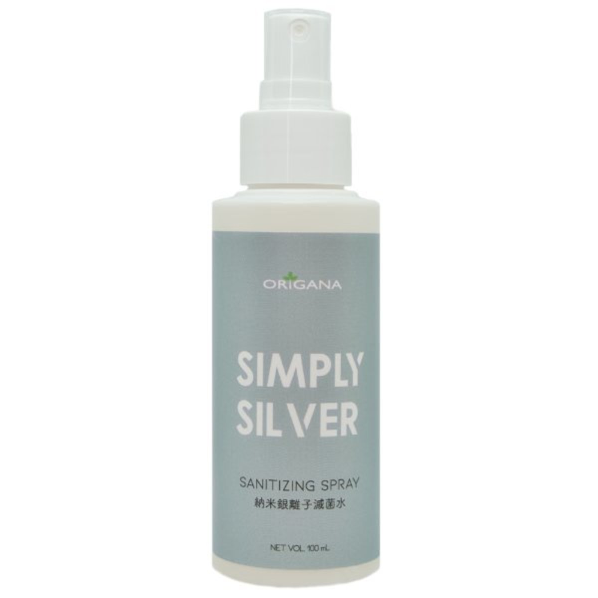 SIMPLY SILVER SANITIZING SPRAY (100ml)