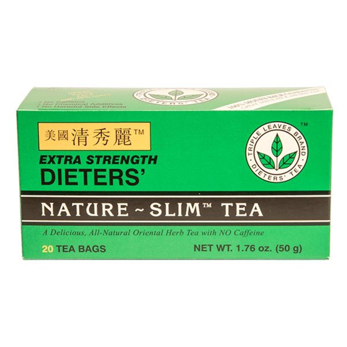 NATURE SLIM TEA DIET TEA (20 TEA BAGS)