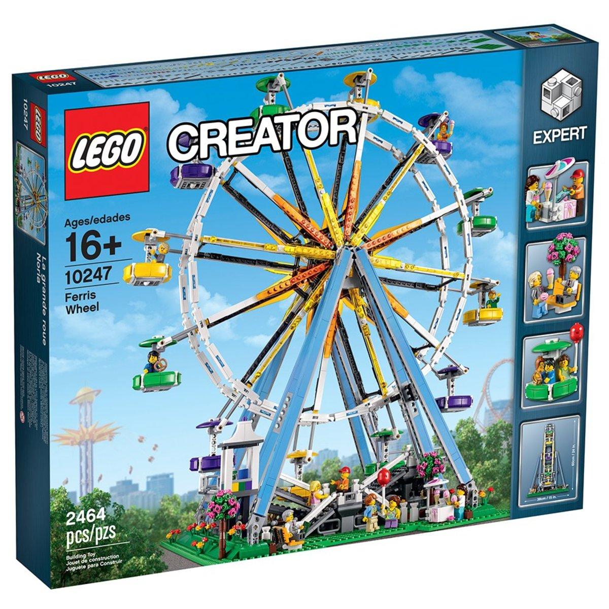 10247 Creator Ferris Wheel