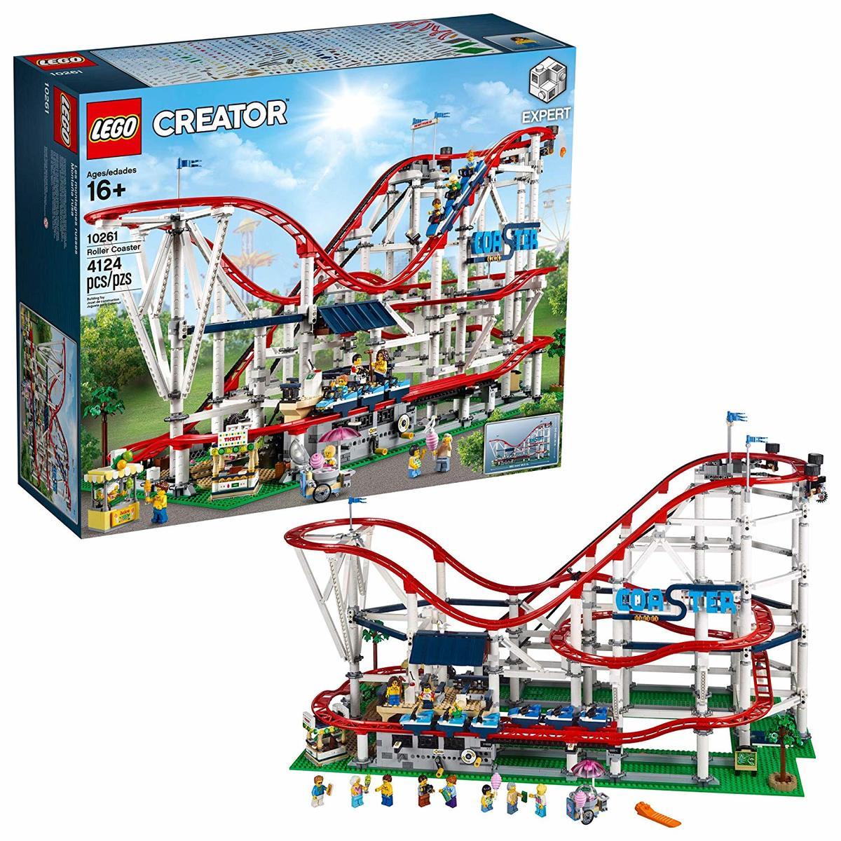 10261 Roller Coaster Creator