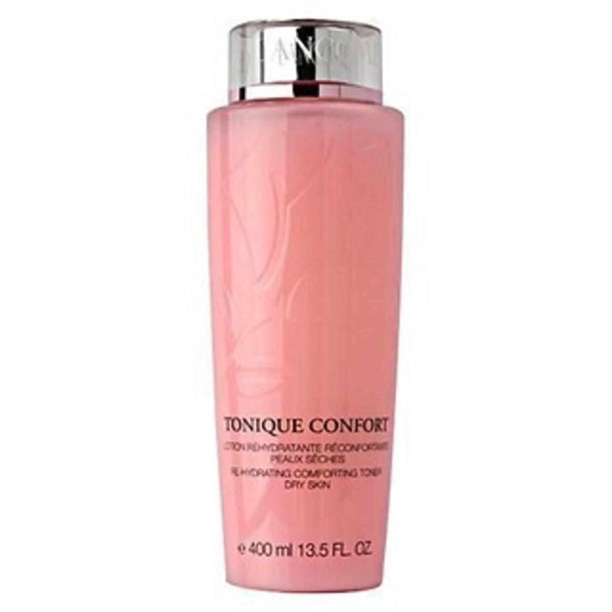 Re-hydrating Comforting Toner (Dry Skin)  400ML