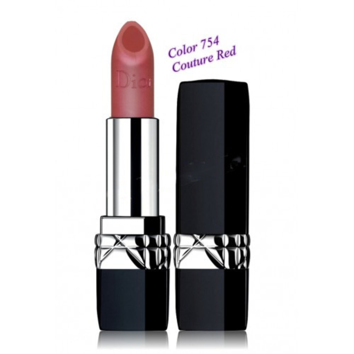 Rouge Dior Double Rouge 3.5g #754 Couture Red