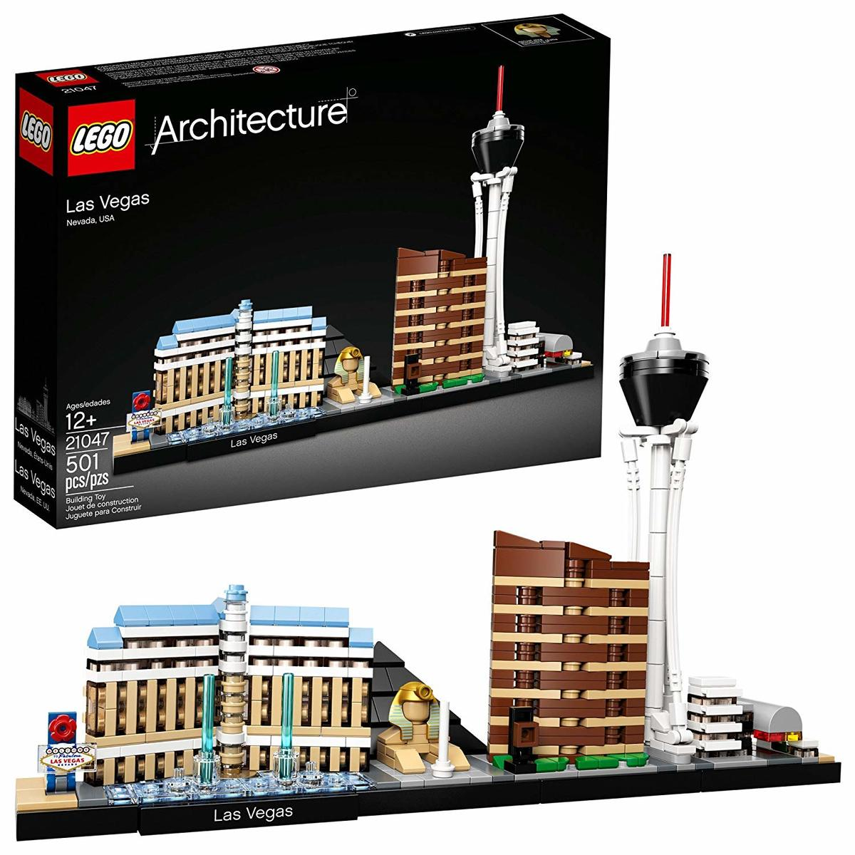 LEGO - 21047 Las Vegas skyline