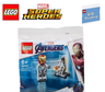Marvel Polybag 30452 Iron Man and Dum-E