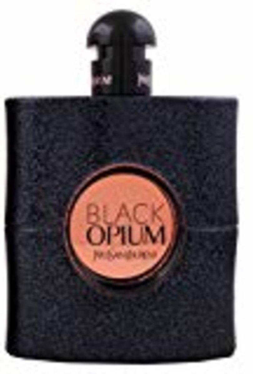 聖羅蘭Black Opium黑鴉片香水90Ml EDP