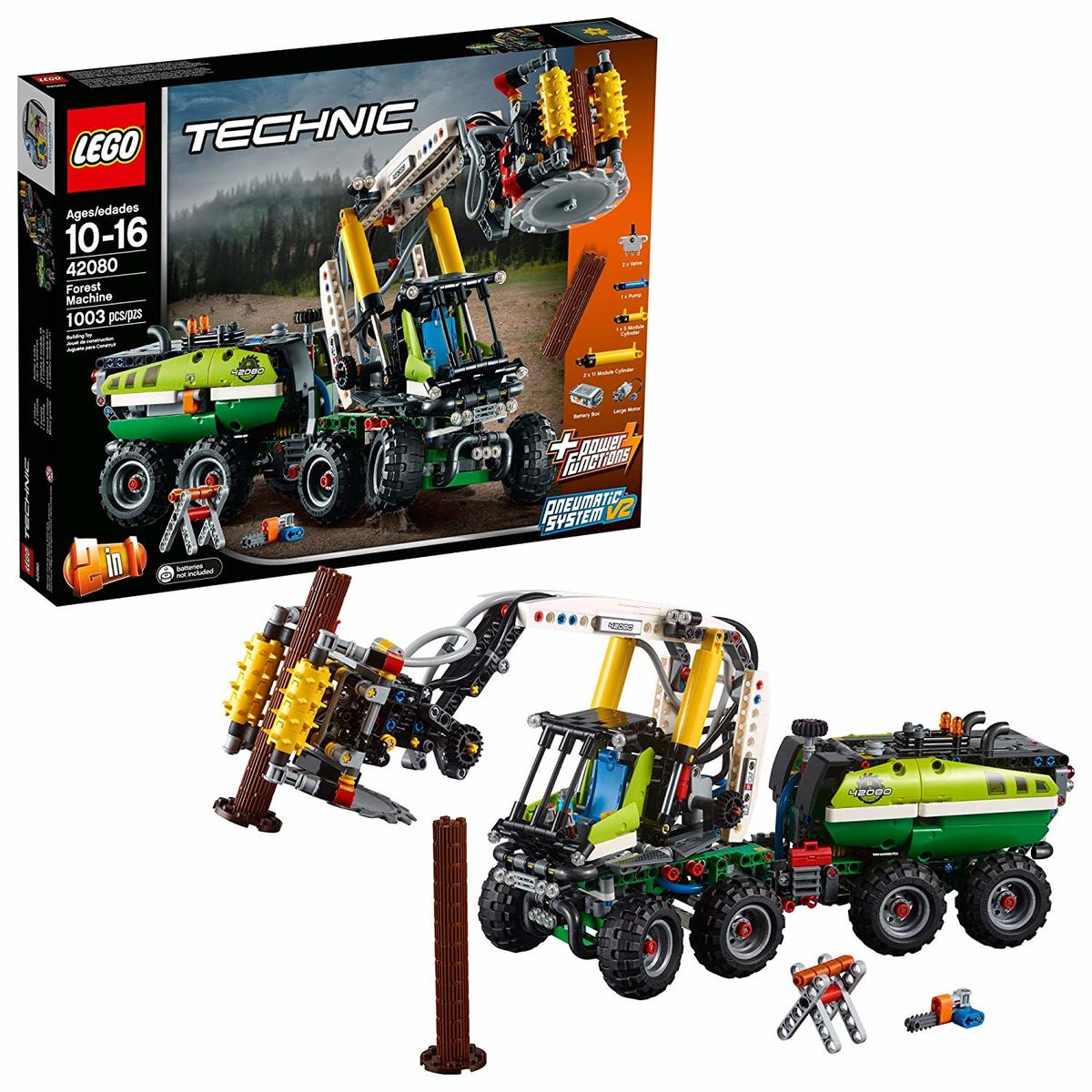 42080 Mechanical Group Series Forest Machine
