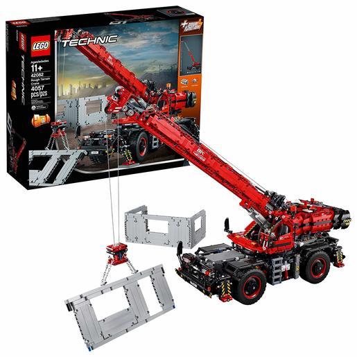 42082 Technic  Rough Terrain Crane