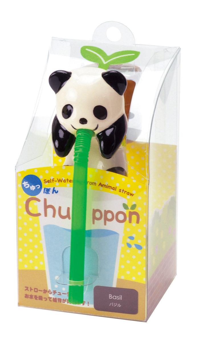 Chuppon - Panda (Basil)