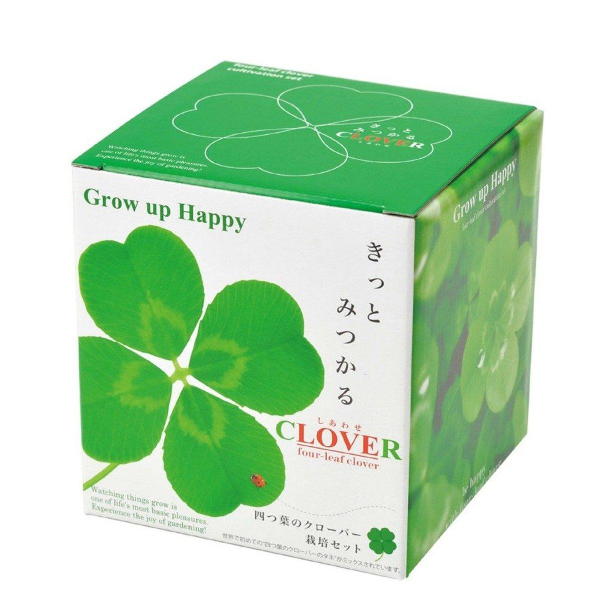 四葉草盒子