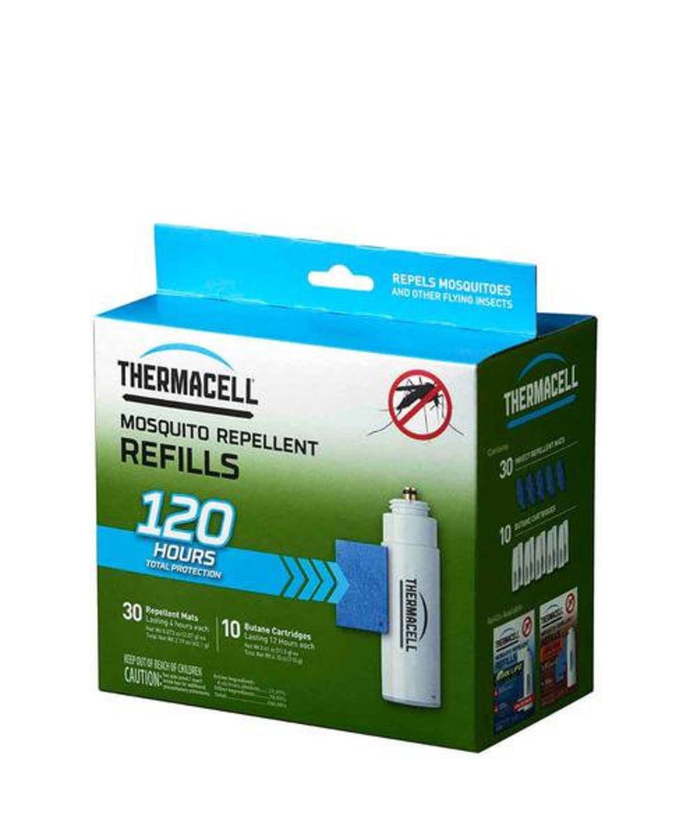 驅蚊片及燃料補充套裝 (120小時)