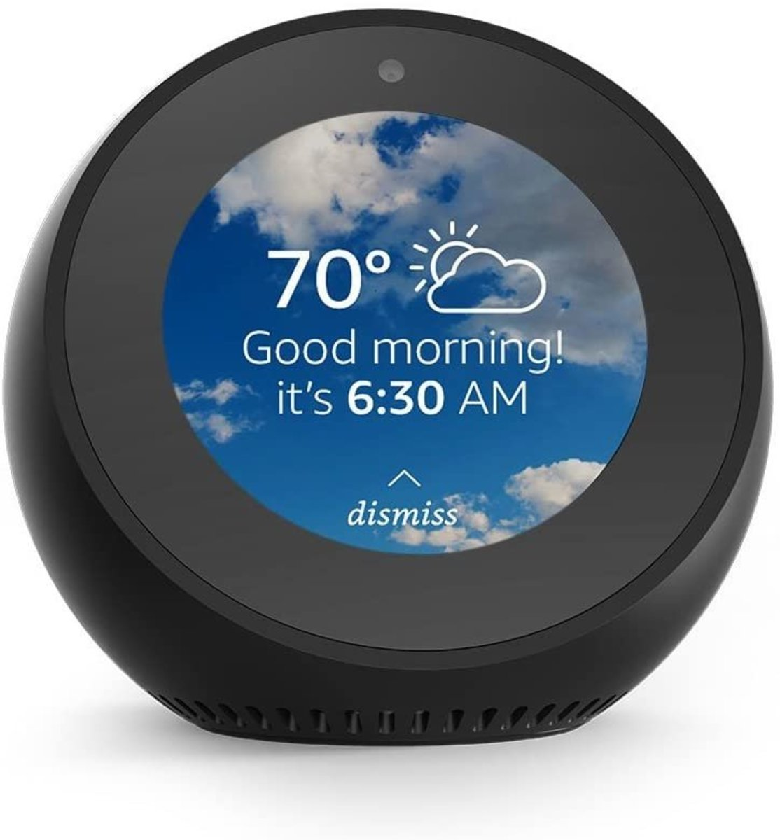 Echo Spot Smart Speaker