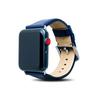 Apple Watch 42mm / 44mm Leather Strap 意大利真皮錶帶 - 海軍藍