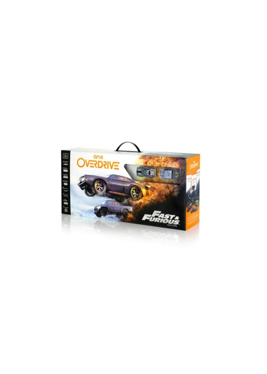 Overdrive Fast & Furious Smart toy racing