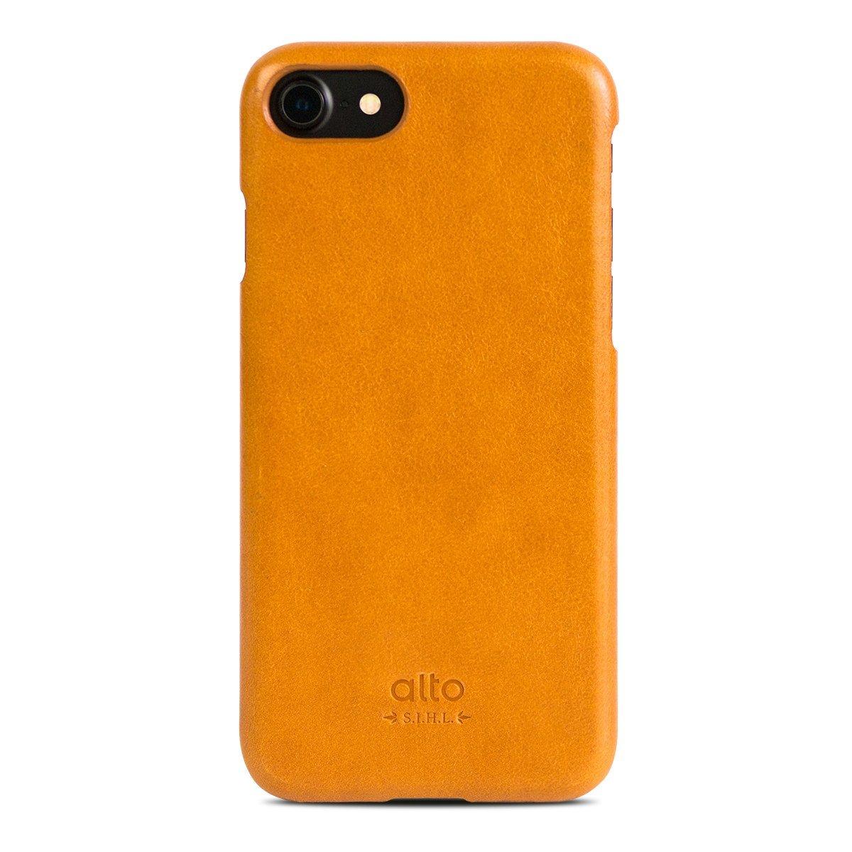 iPhone 8 / 7 Original Leather Case – Caramel
