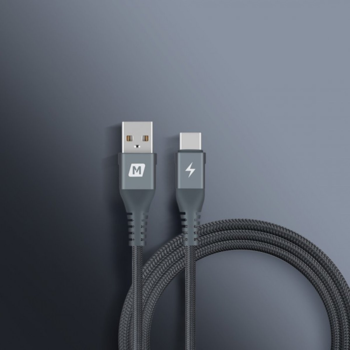 Elite Link USB-A to USB Type-C Cable (1.2M) DTA10