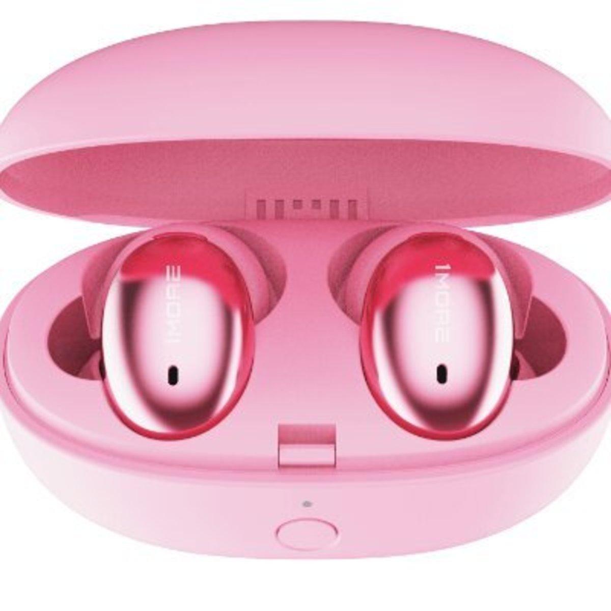 STYLISH True Wireless In-Ear Headphones - Pink