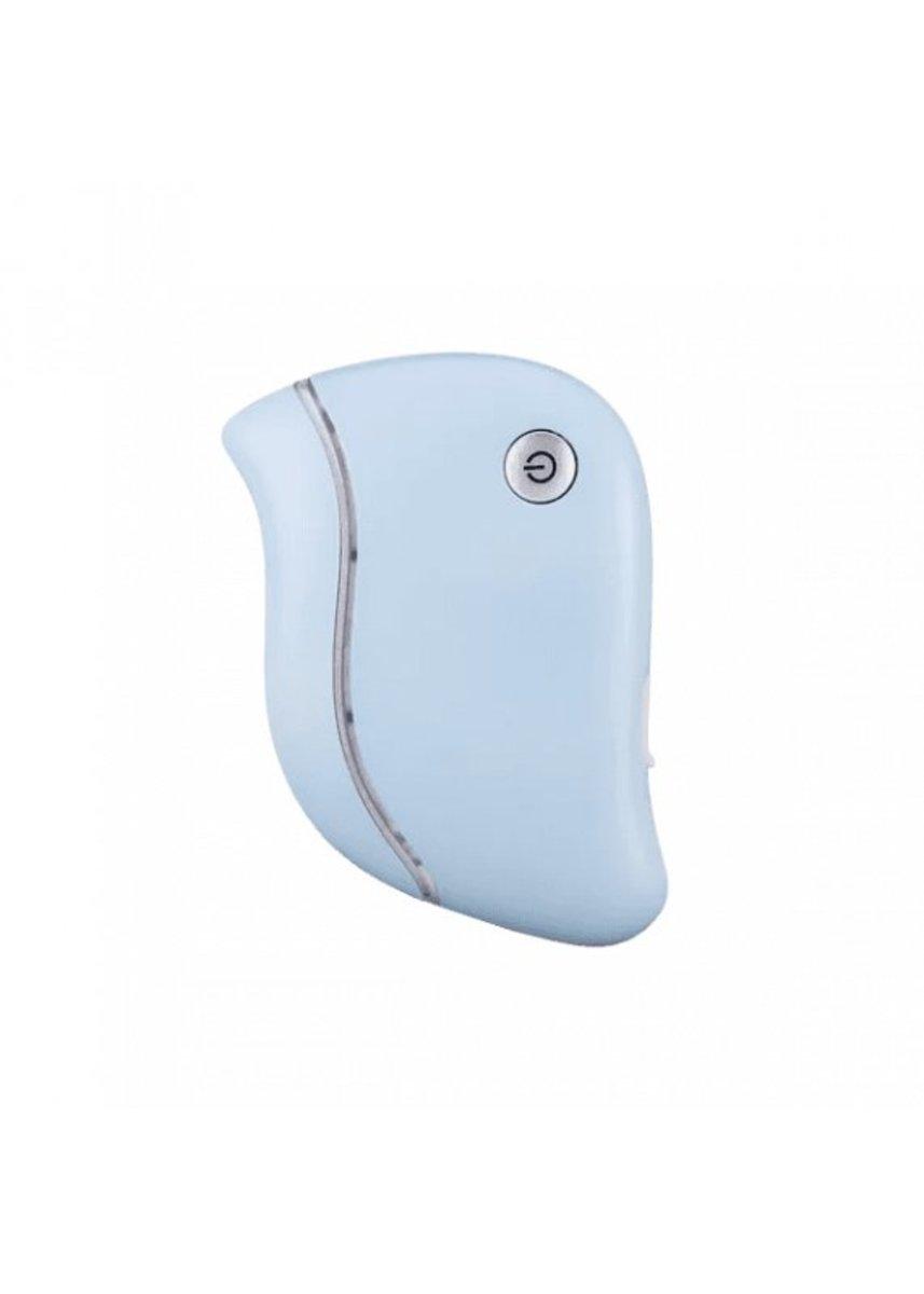 纖面排毒美顏儀 (原裝行貨 一年保養) - 粉藍色
