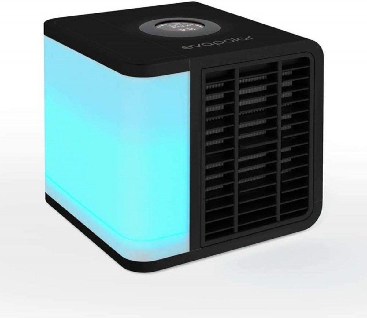 EvaLIGHT Plus EV-1500 Personal Air Conditioner Fourth Generation - Black