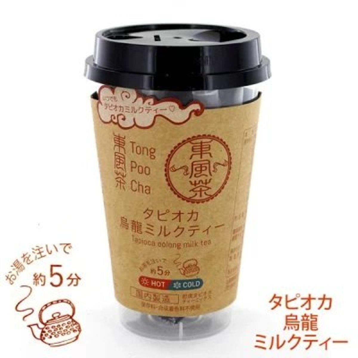 日本本土東風珍珠烏龍奶茶 75g