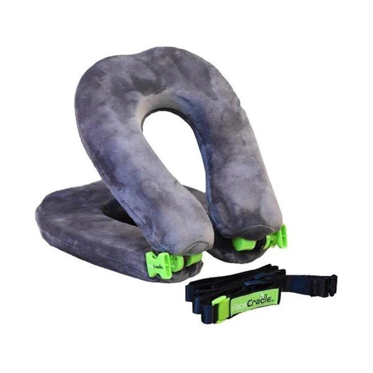 Wanderlust Versatile Travel Neck Pillow - Grey