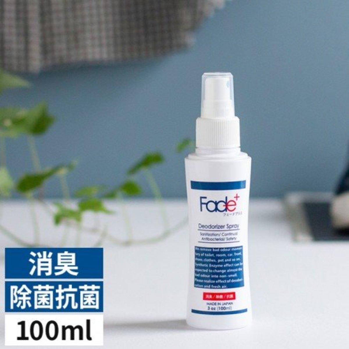 除臭噴霧 100ml (日本製造)