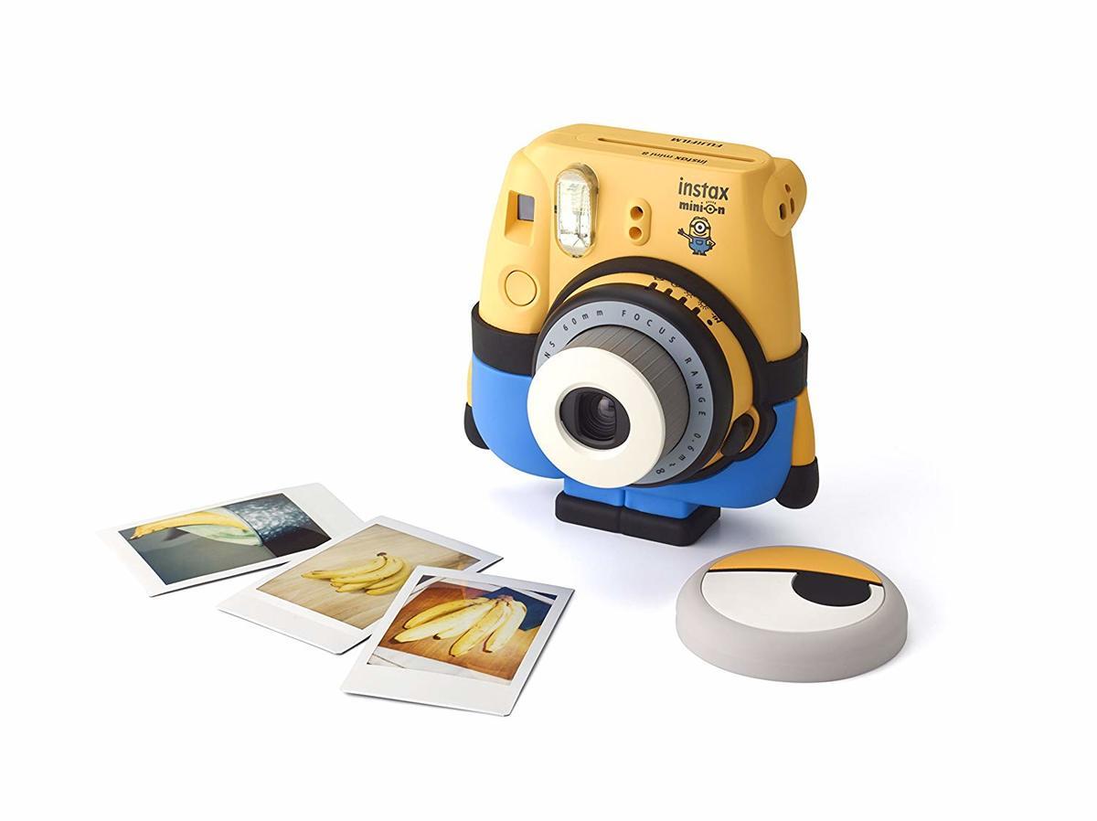 Fujifilm Instax Mini 8 迷你兵團 即影即有相機