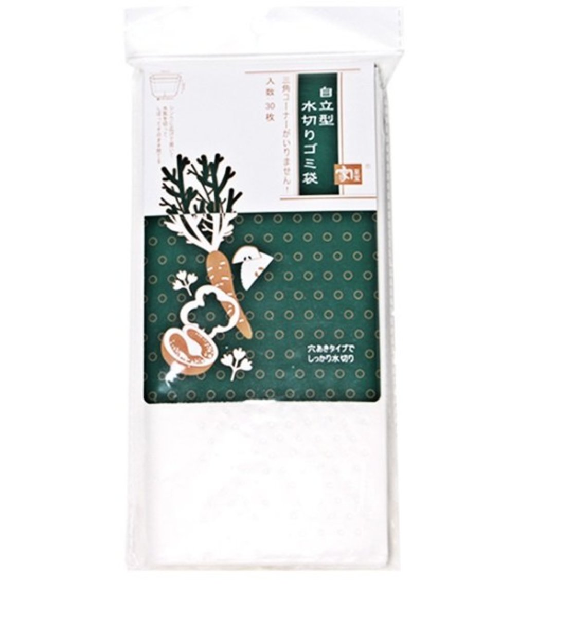 Japan Frost Hill Kitchen Freestanding Garbage Bag A pack