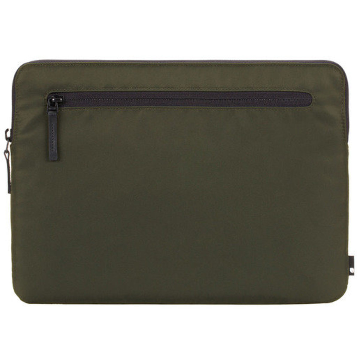 """Compact Sleeve in Flight Nylon for 13"""" Macbook Air Retina - Olive"""