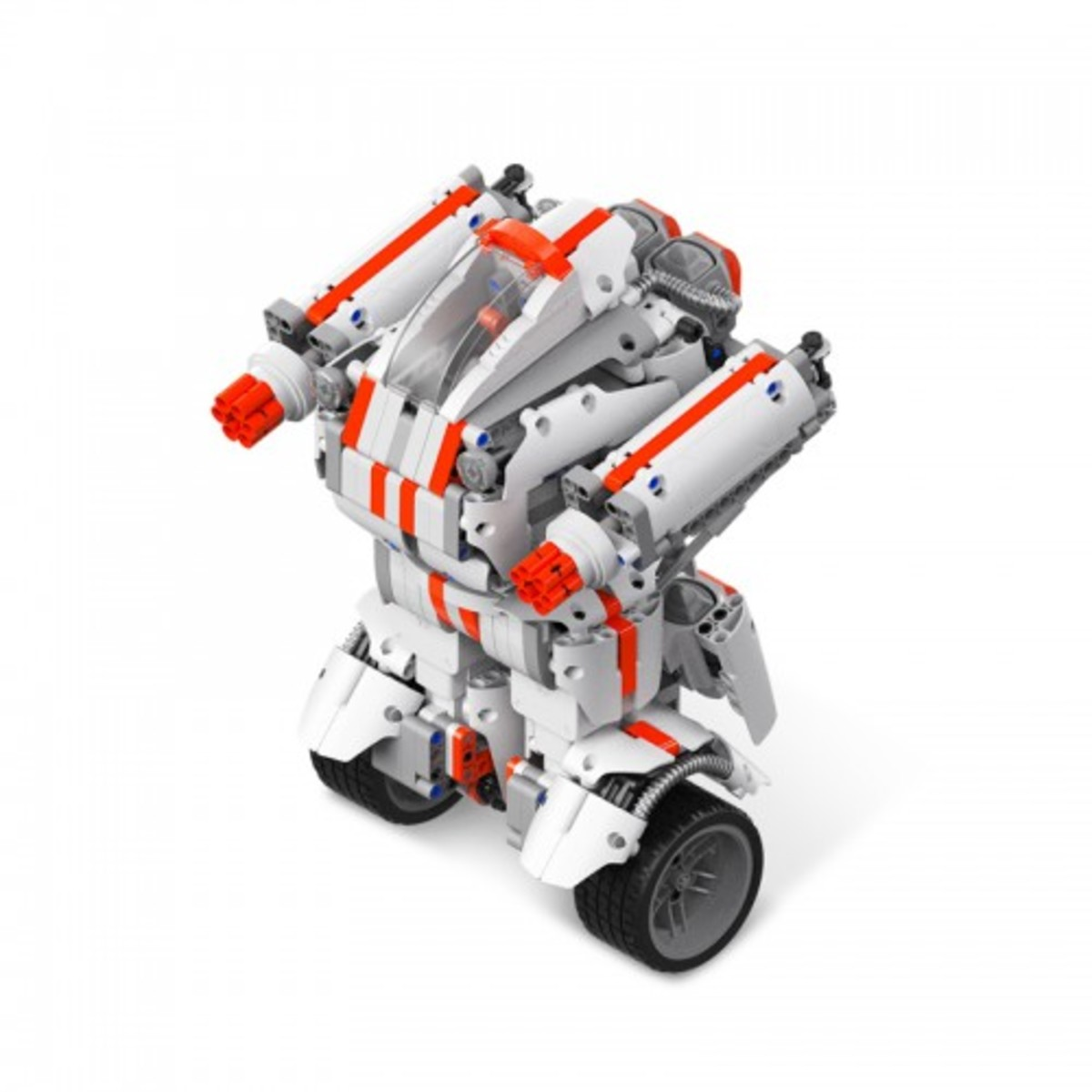 Building block robot