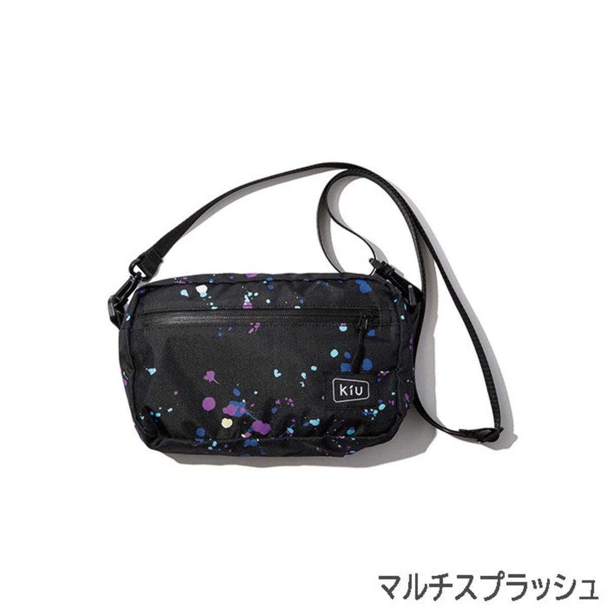 Kiu Series Waterproof Mini Shoulder Bag - MULTI SPLASH