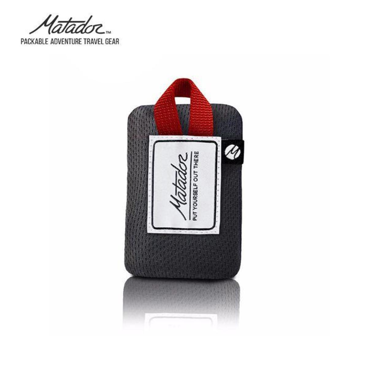 Mini Pocket Blanket 迷你口袋野餐戶外多功能墊 紅色
