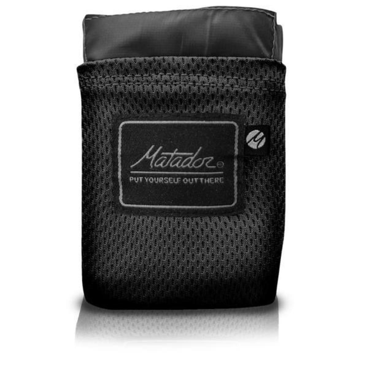 Pocket Blanket™ 2.0 口袋野餐戶外多功能墊 - 黑色