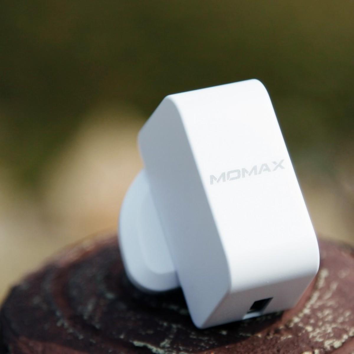 U.Bull junior 單輸出 USB 充電器 白色 UM1UKW