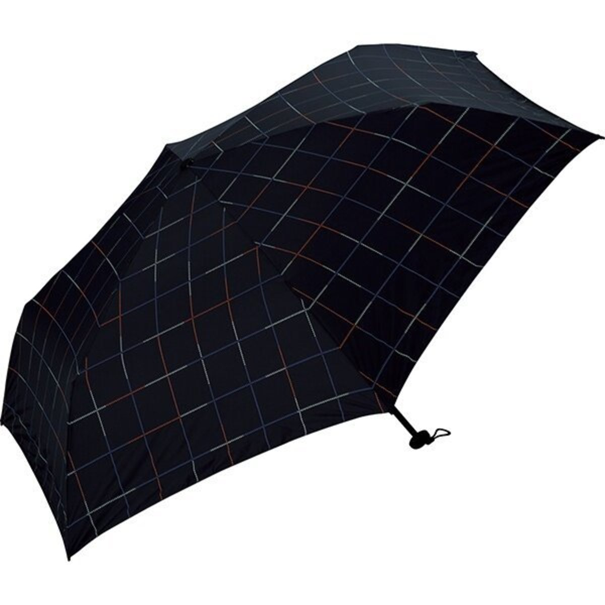 Air Light 120g Easy Open Umbrella - Color Dotted Check
