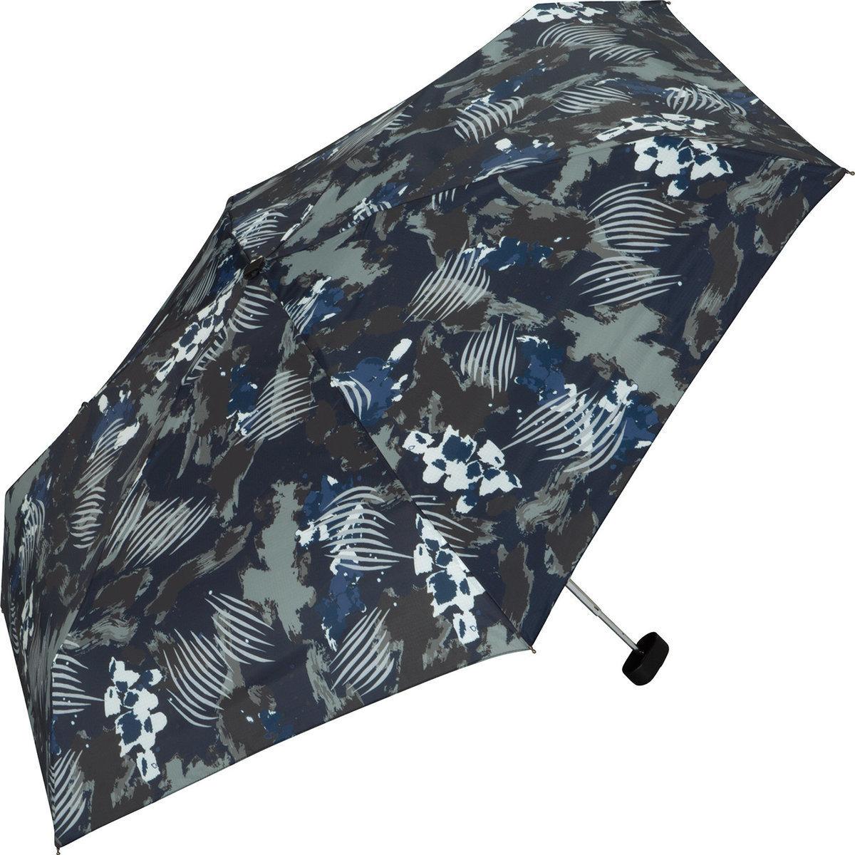 RipStop Pouch Folding Umbrella - Paint Navy Mini ( MSP051)
