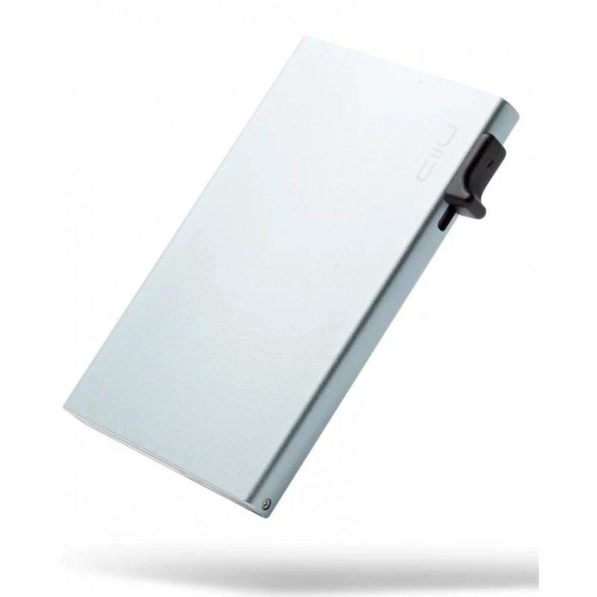 RFID  Security Slide Card Protector - Grey