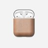 Leather Rugged Case for Airpod - Brown