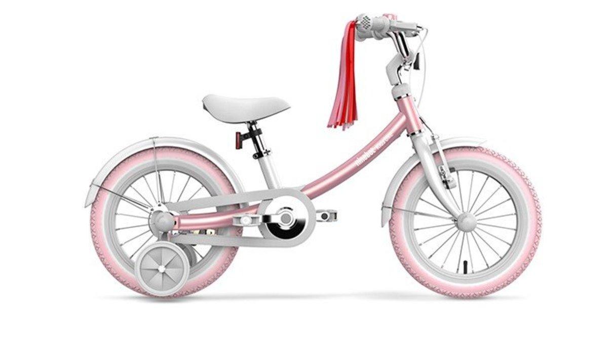 14吋兒童自行車 - 粉紅色