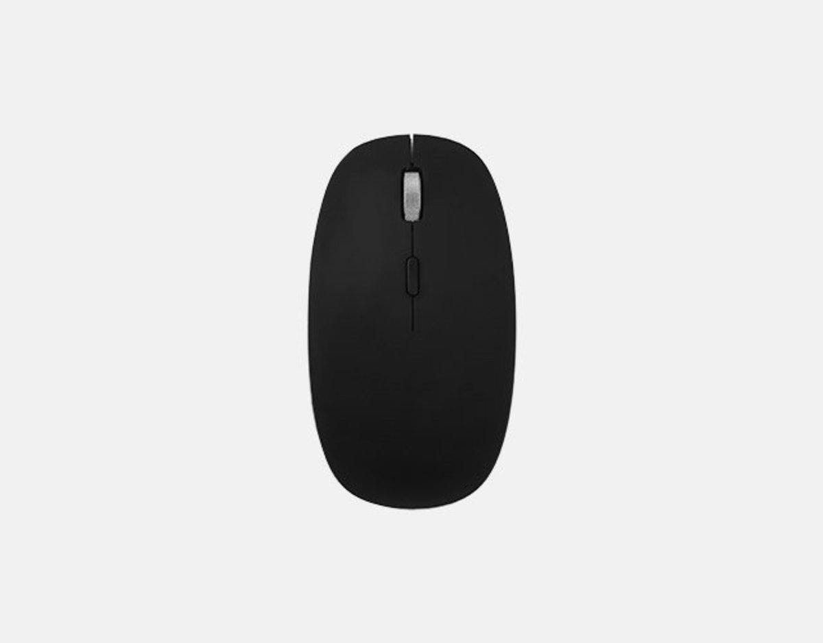 Hands 4 無線充電滑鼠 - 黑色