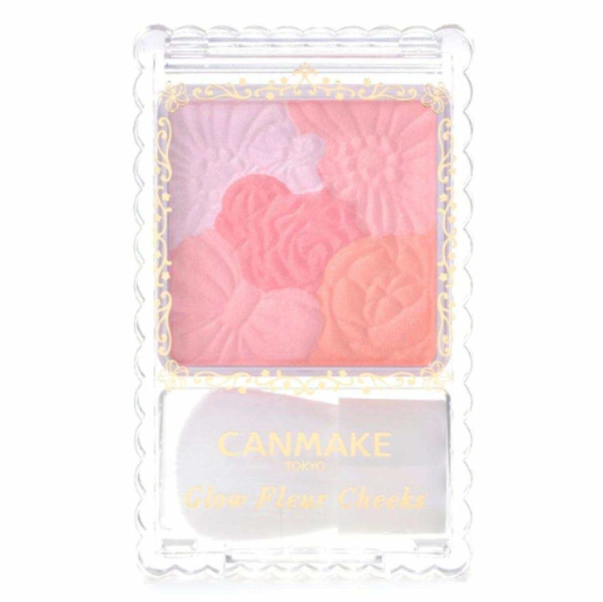 Glow Fleur Cheeks (#02 Apricot Fleur) 35g