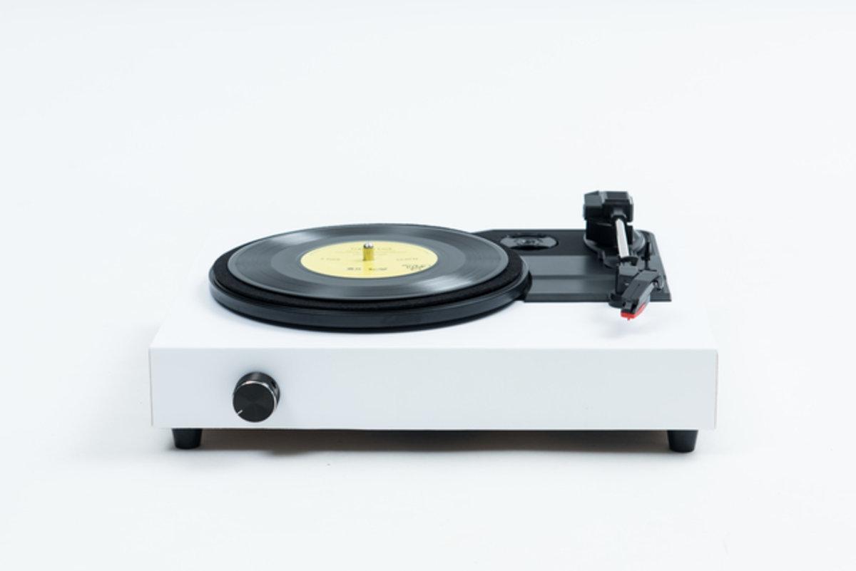 A DIY Portable Turnable Kit  - Canvas