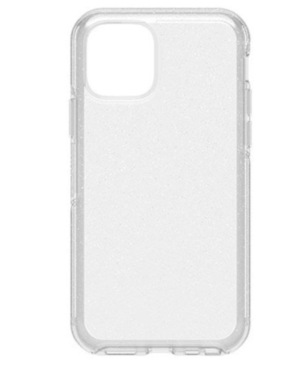 Symmetry Series Clear iPhone 11 炫彩幾何透明系列保護殼[Stardust-Glitter]