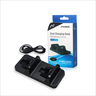Controller Dual Charging Dock For PlayStation4 Pro Slim