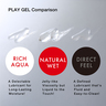 PLAY GEL NATURAL WET (KY, 自然感潤滑液)