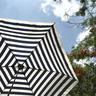 Folding Umbrella - Trad Check