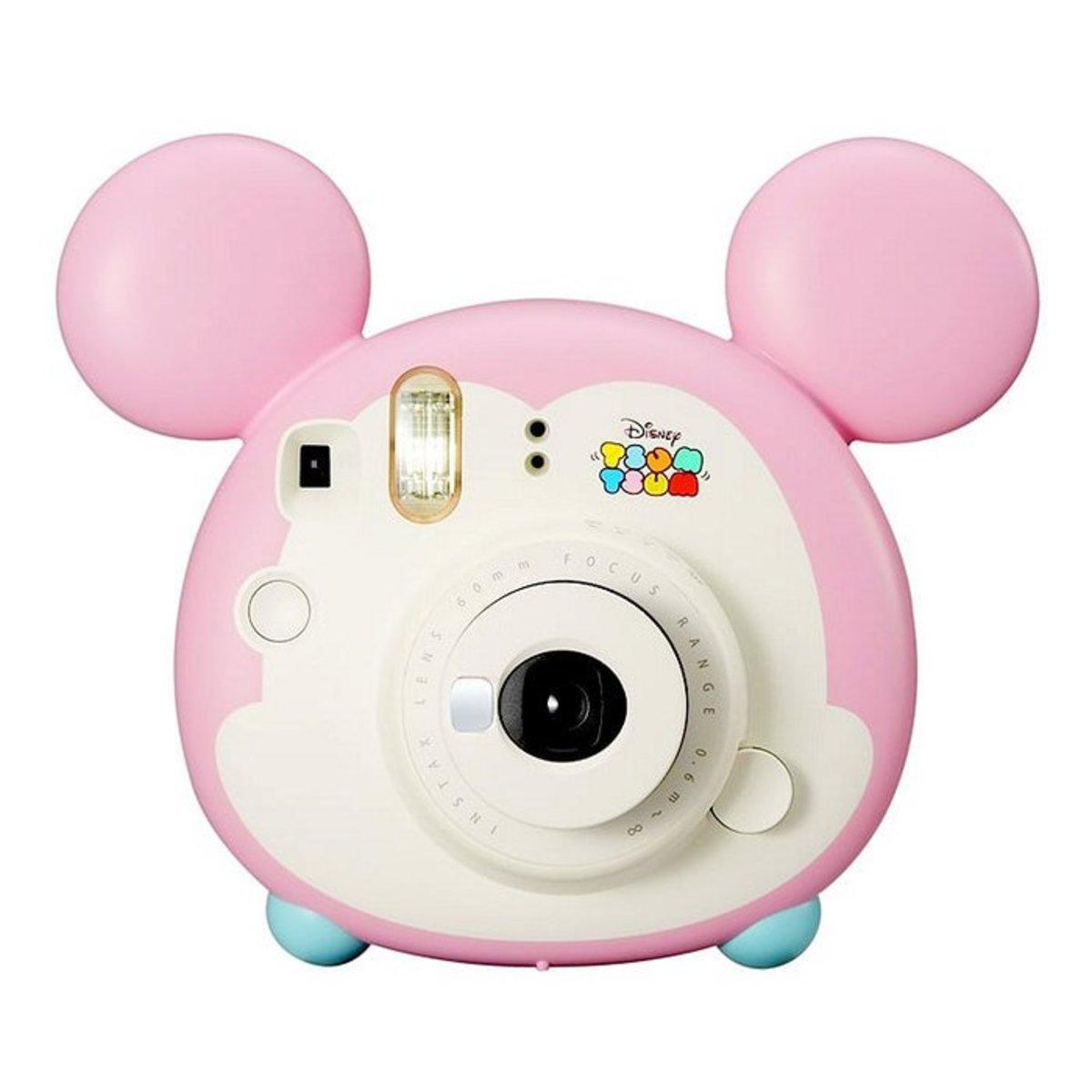 Fujifilm Instax mini TSUMTSUM 即影即有相機 跟10張即影即有白相紙