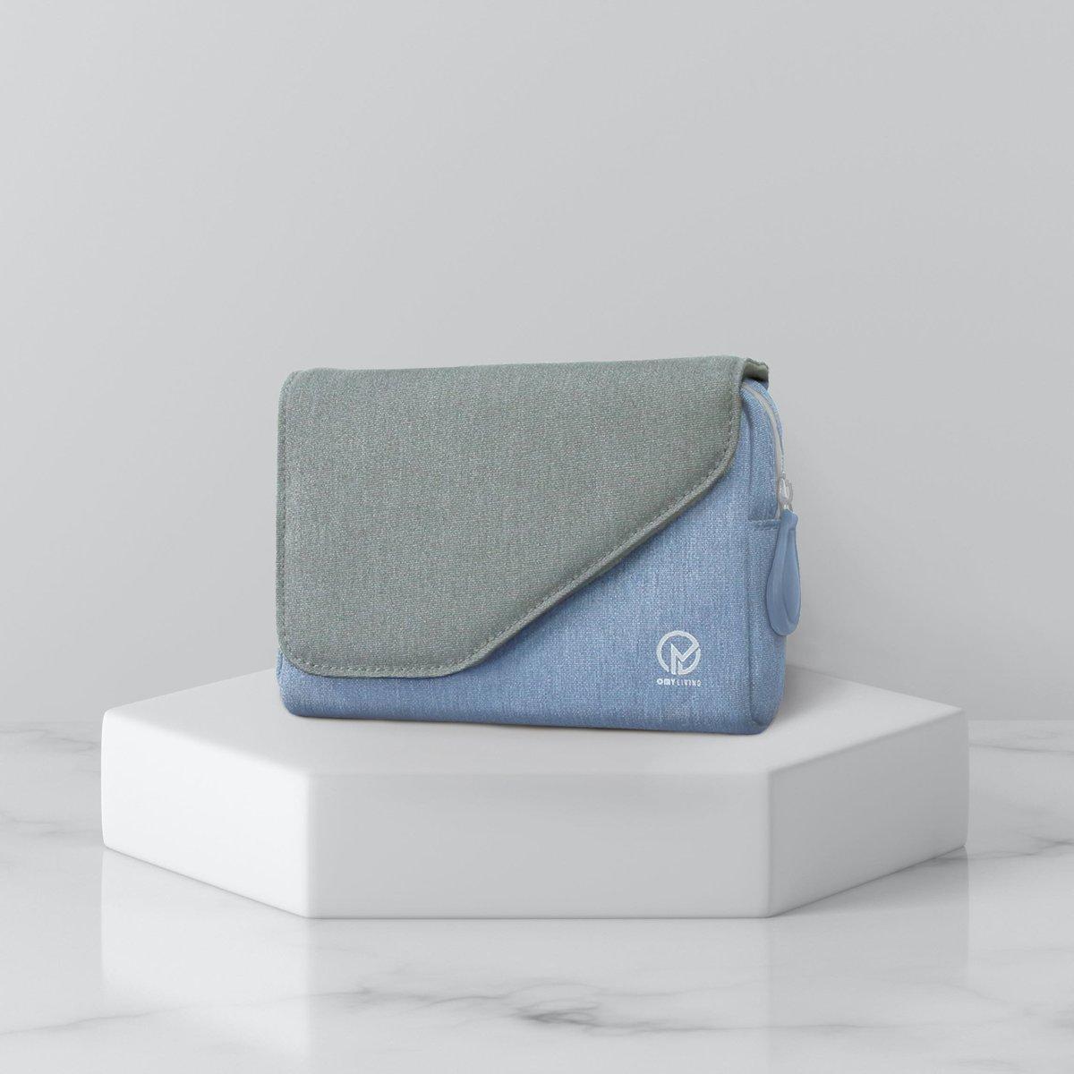 OMYLIVING UV Steriliser Handbag(Sky blue)