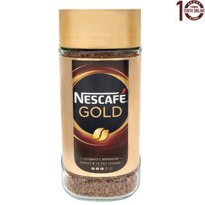 雀巢咖啡 金牌即溶咖啡粉(玻璃樽裝) 190克