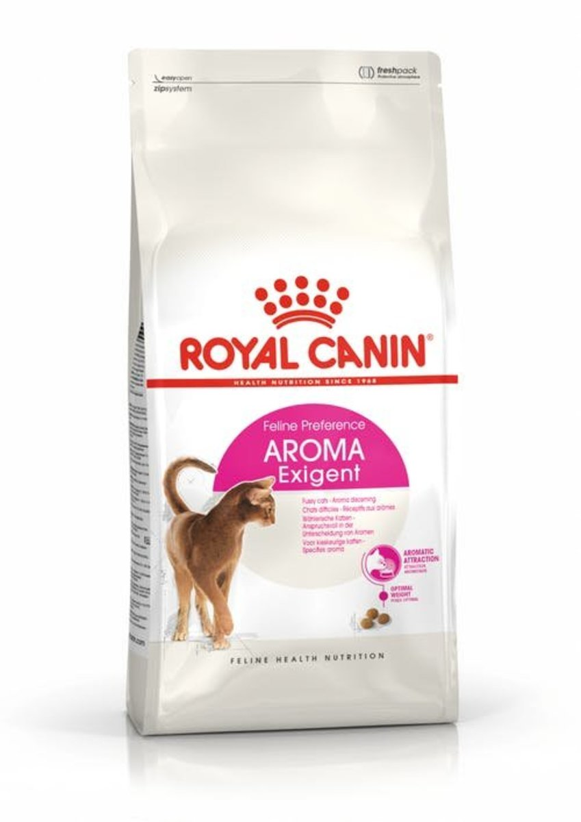 Aroma Exigent Cat Dry Food 4kg